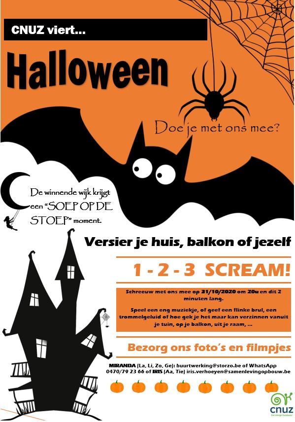 Affiche halloween Cnuz 31-10-2020